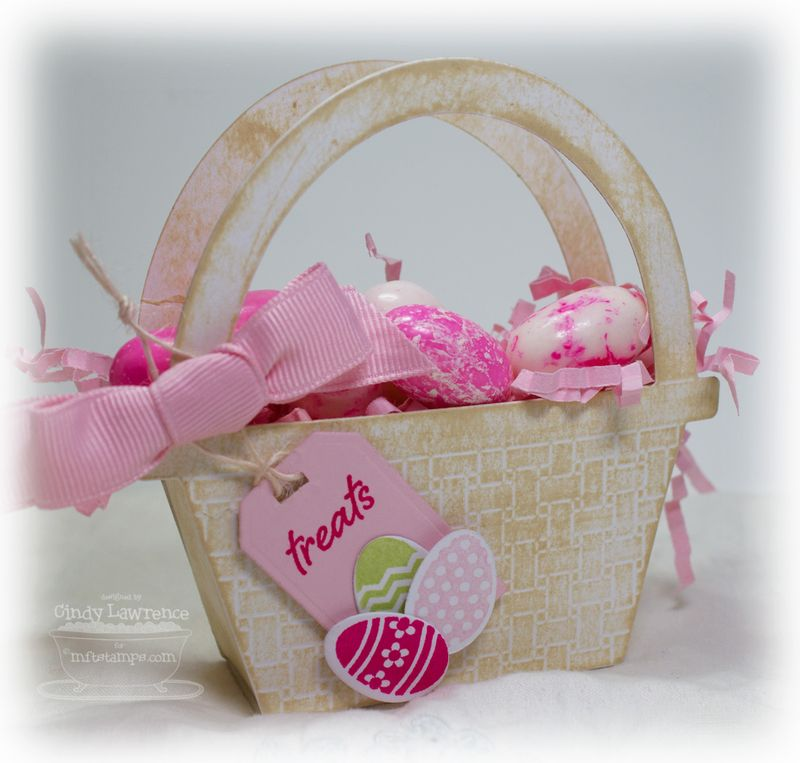 Embellished Eggs Basket 1 - OHS