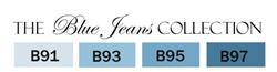 Copic Blue Jean