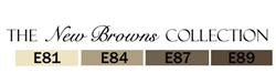 Copic New Browns