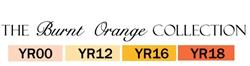 Copic Burnt Orange