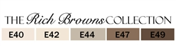 Copic Rich Browns