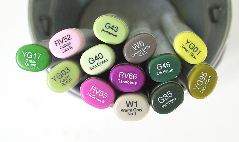 Sage-Advice-1-Copic-Colors---OHS