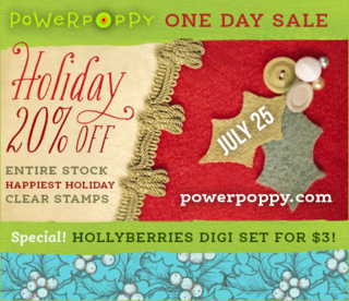 PowerPoppy_ChristmasInJulySaleGraphic