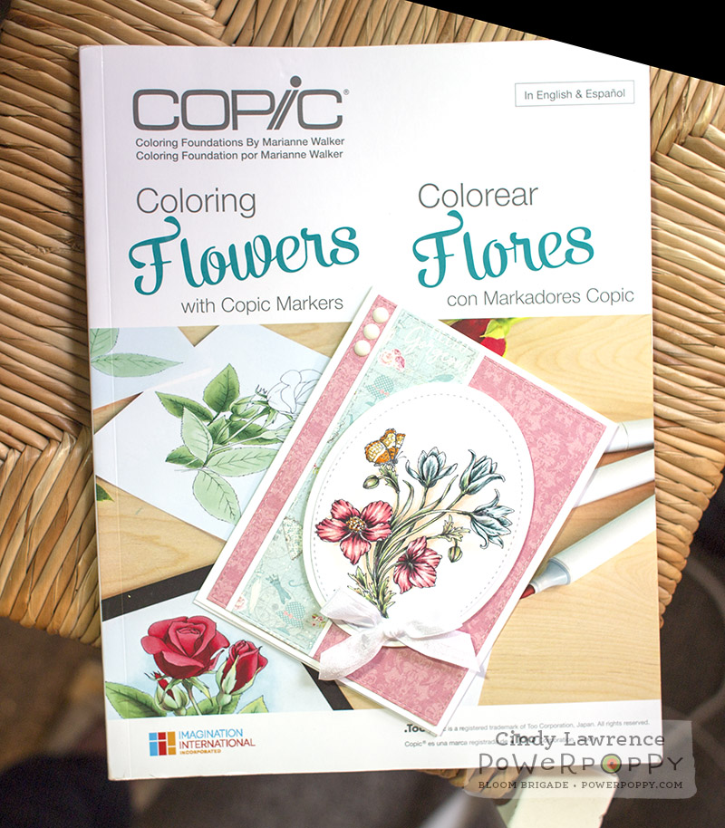 Sunset Sway Flowers Guide Cover - OHS