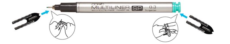 Multiliner Refill 6 - OHS