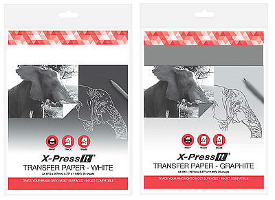 X-Press-It-Transfer-Paper-A4-Pack-of-20
